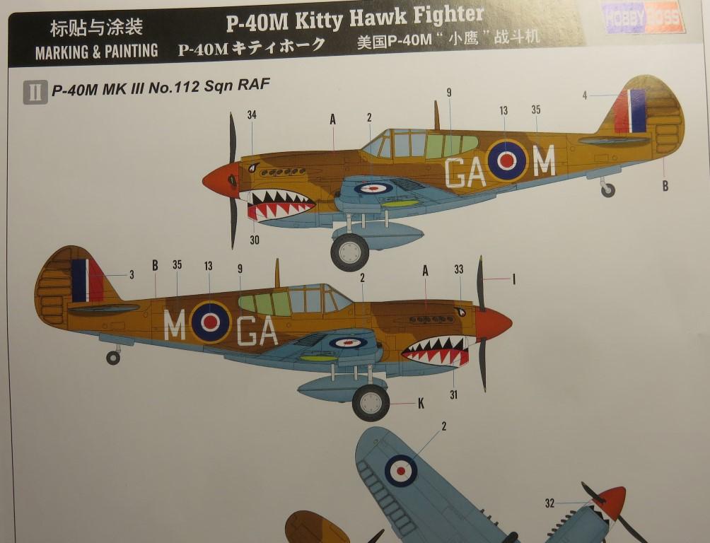 Curtiss P-40F/L [1/48 HOBBYBOSS] Img_3413