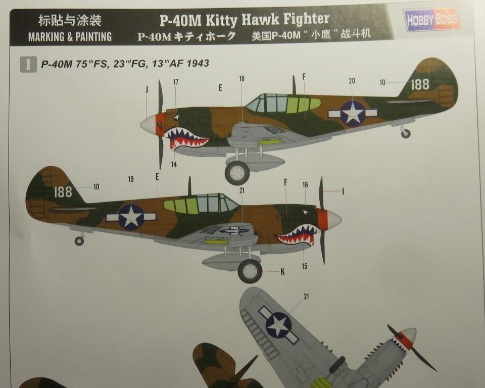 Curtiss P-40F/L [1/48 HOBBYBOSS] Img_3414