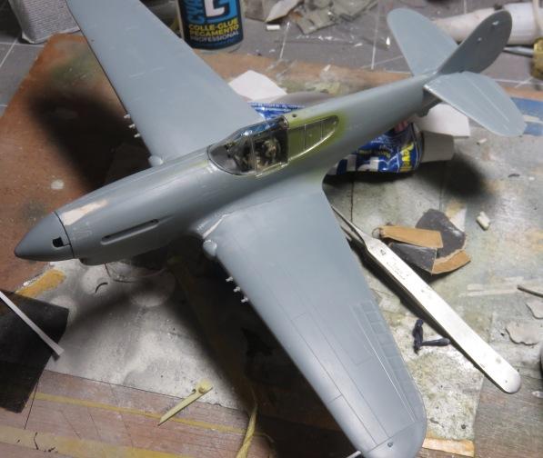 Curtiss P-40F/L [1/48 HOBBYBOSS] Img_3432