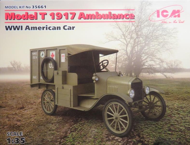 Ford T 1917 Ambulance [ICM 1/35] Img_5211