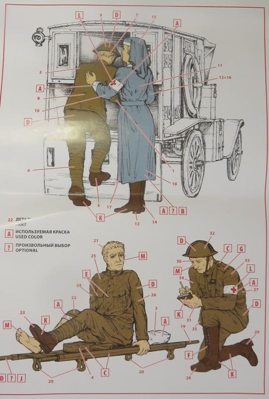 Ford T 1917 Ambulance [ICM 1/35] Img_5212