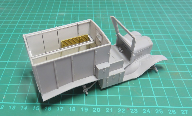 Ford T 1917 Ambulance [ICM 1/35] Img_5219