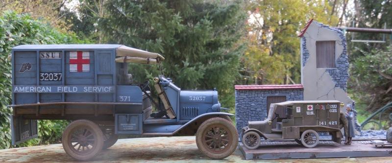 Ford T 1917 Ambulance [ICM 1/35] Img_5315