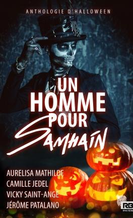 Anthologie d'Halloween - Un homme pour Samhain  Anthol11