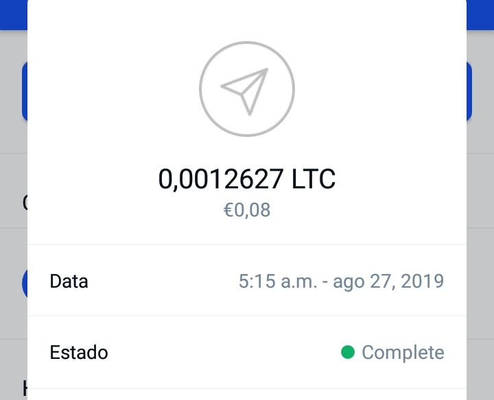 Oportunidade [Provado] - Free Litecoin - app igual à FreeBitcoinCash Img_2032
