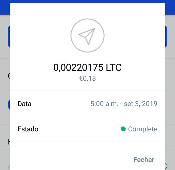Oportunidade [Provado] - Free Litecoin - app igual à FreeBitcoinCash Img_2033