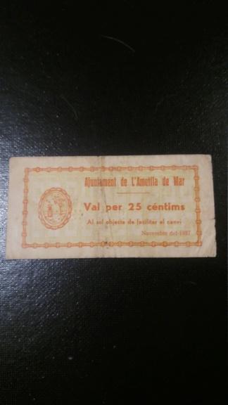 L' Ametlla de Mar, 1937 20190529