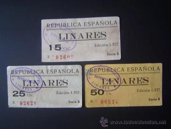 25 Céntimos Linares, 1937 33504310