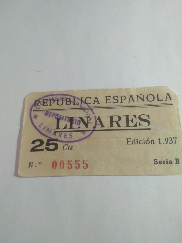 25 Céntimos Linares, 1937 Img_2023