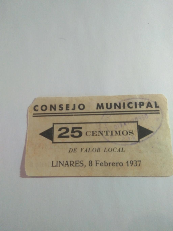 25 Céntimos Linares, 1937 Img_2024