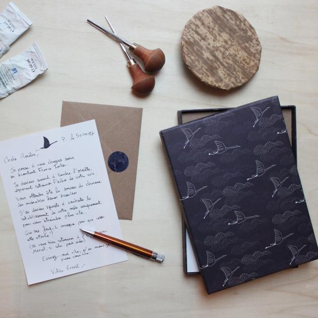 Papeterie - Papiers que nous aimons Vol-de10