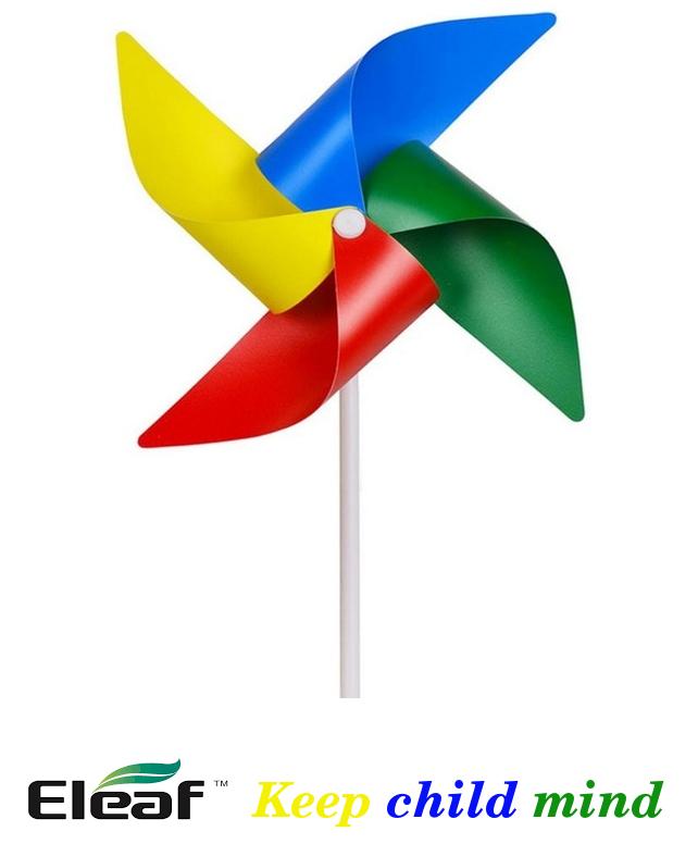 Eleaf Rotor : le clearomiseur à hélice... pour une vape aérienne ! Babymi10