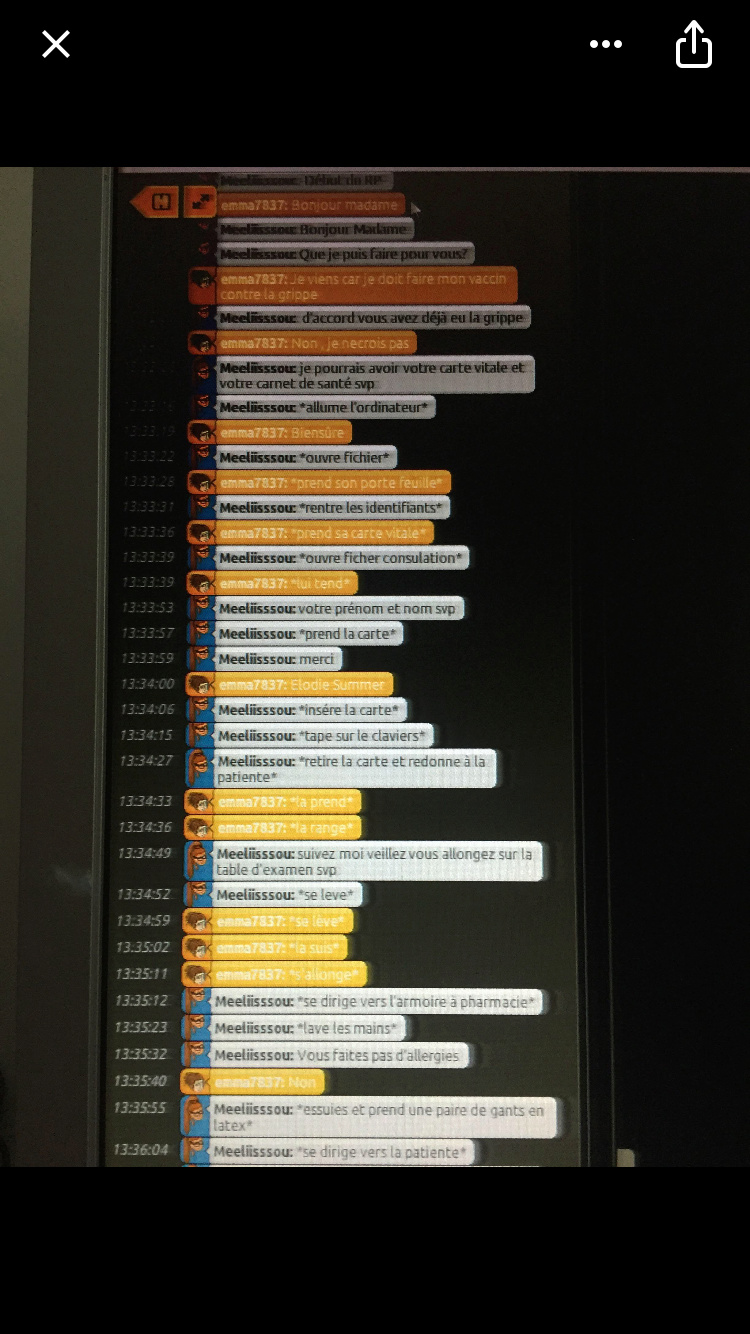 [C.H.U] Rapports de RP de Meeliisssou  5e68ce10