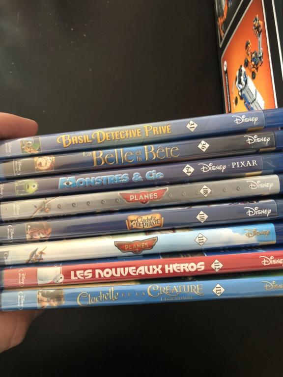 Les Blu-ray Disney avec numérotation... 691b2e10