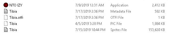 [Pedido] Como hacer un archivo en exe (tibia) Screen10