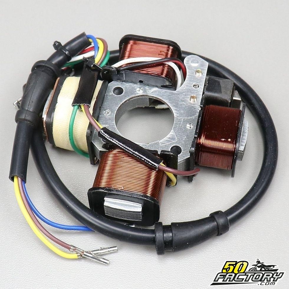 Un fil de plus sur allumage électronique ciao px 2006 Stator10