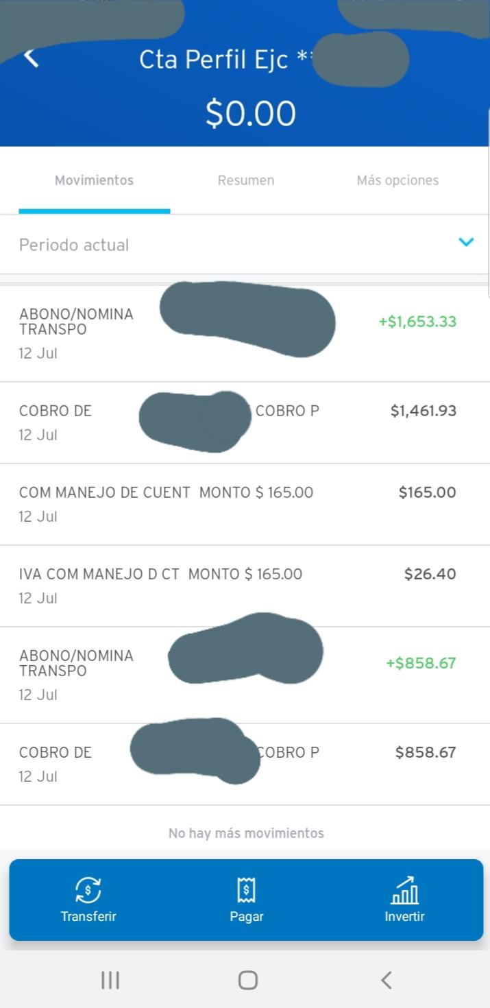 Adeudo Banamex 20190711