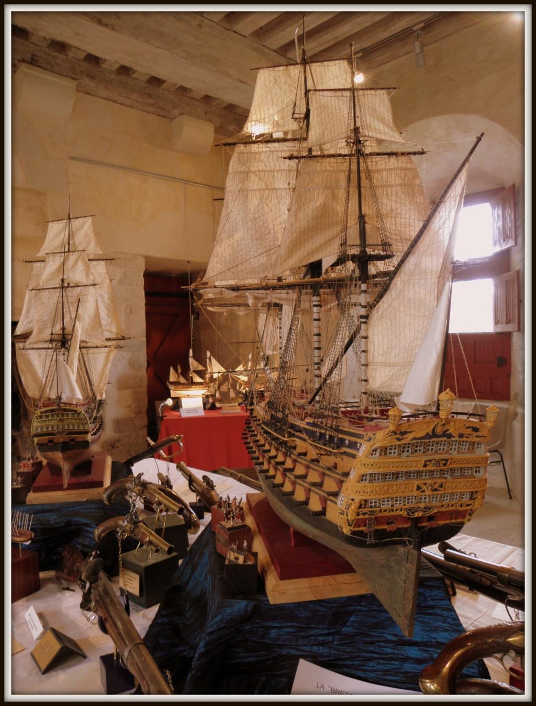 Vaisseau Bretagne 1766-1796 (sur plan & livre 1/72°) de la bretagne Expo_t13