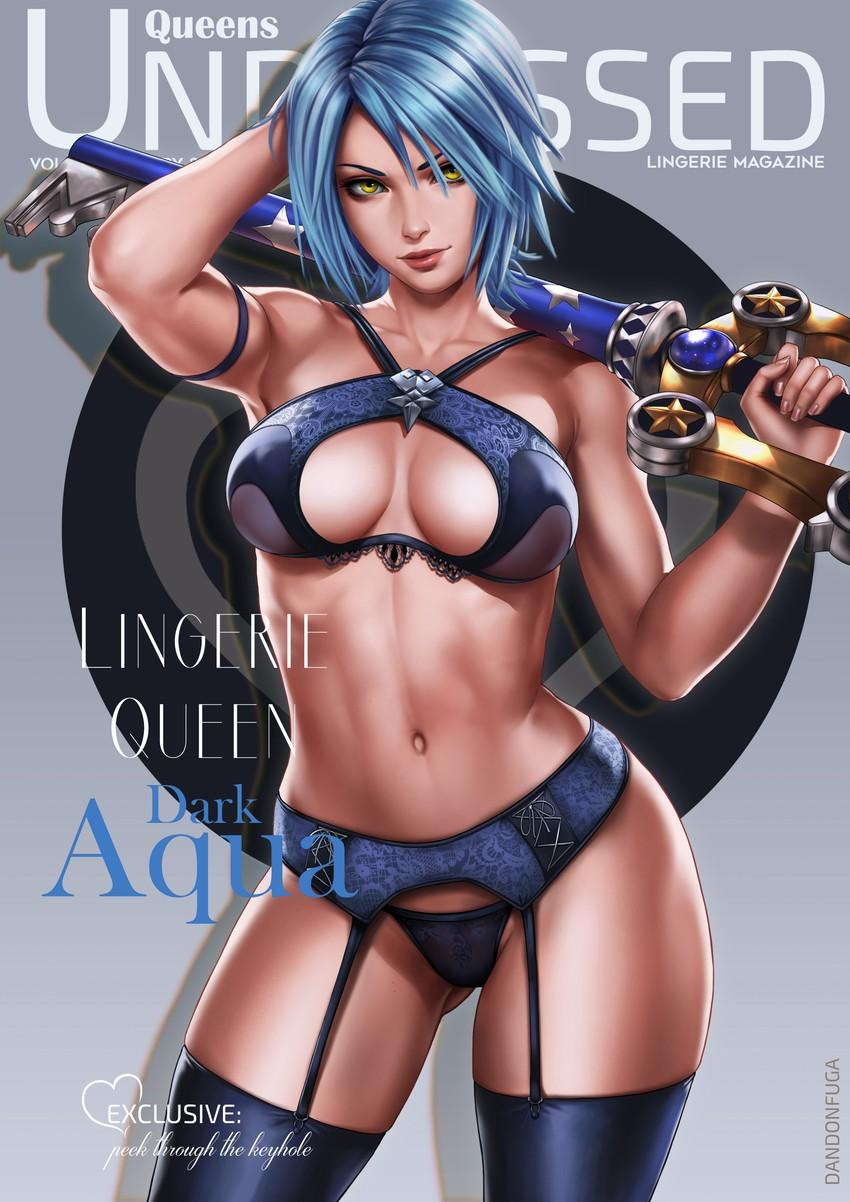 A sexy debute match of red and blue!! (Morgana aqua vs ryu toranami hentai submission match) _aqua_10