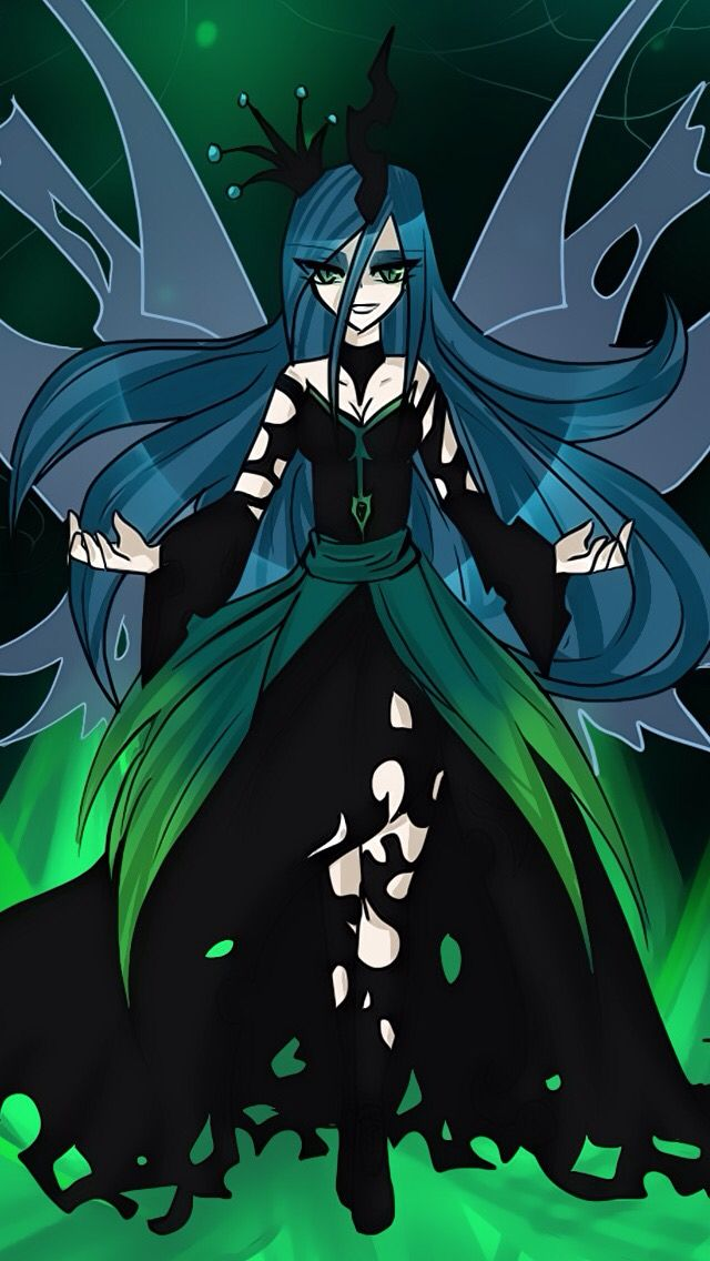 Queen Monique  Chrysalis  A100cf10