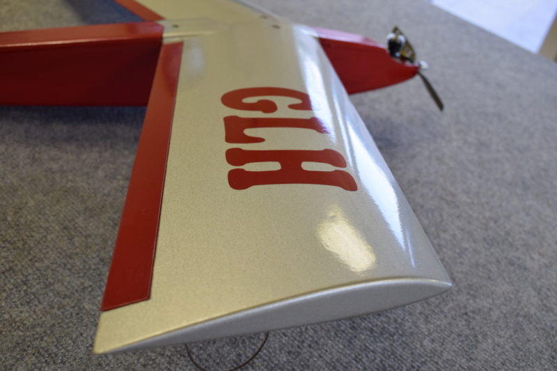 New Quickie 100 micro pylon racer project 612