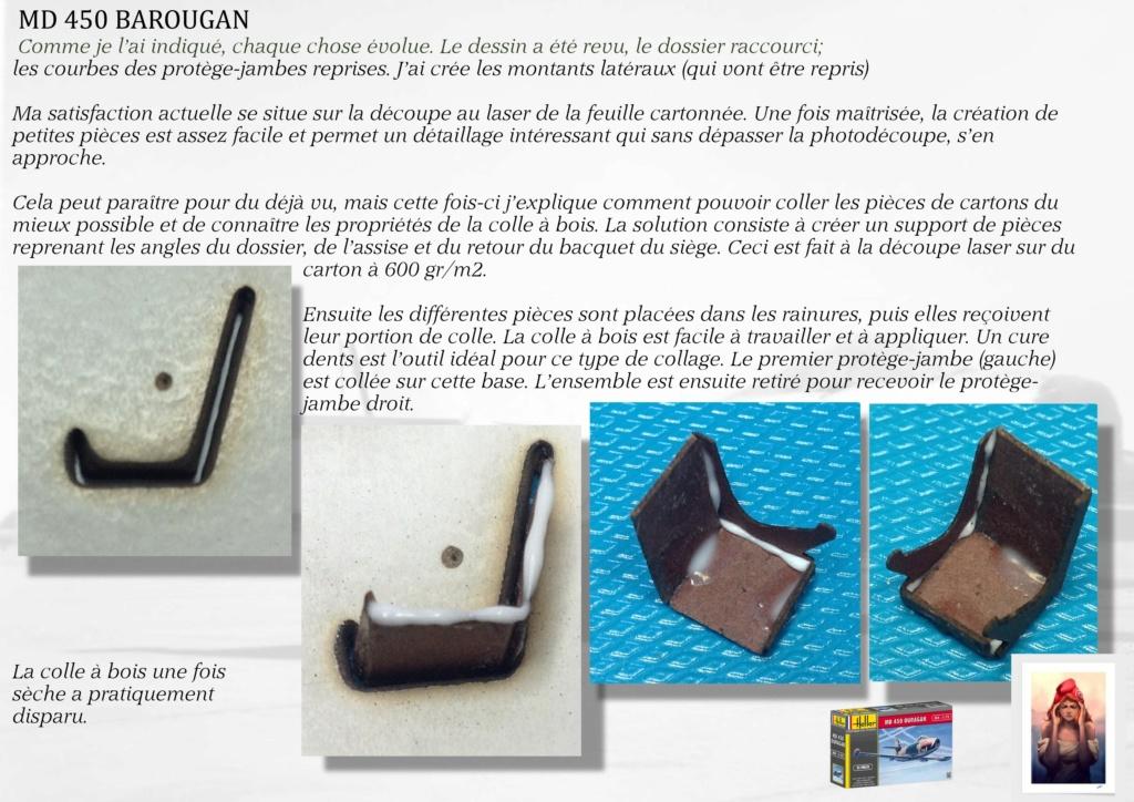 DASSAULT MD450 OURAGAN - CONVERSION BAROUGAN - 1/72  04210