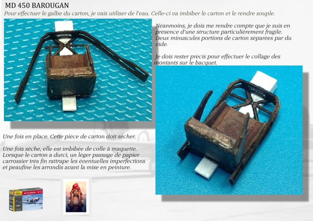 DASSAULT MD450 OURAGAN - CONVERSION BAROUGAN - 1/72  04510