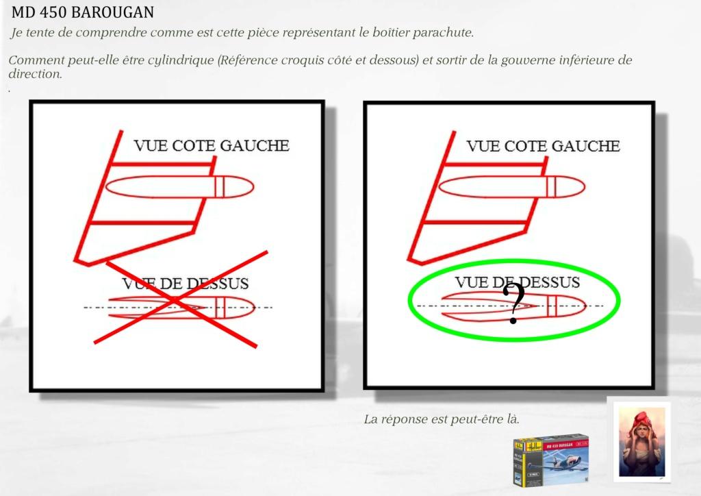 DASSAULT MD450 OURAGAN - CONVERSION BAROUGAN - 1/72  - Page 2 06211