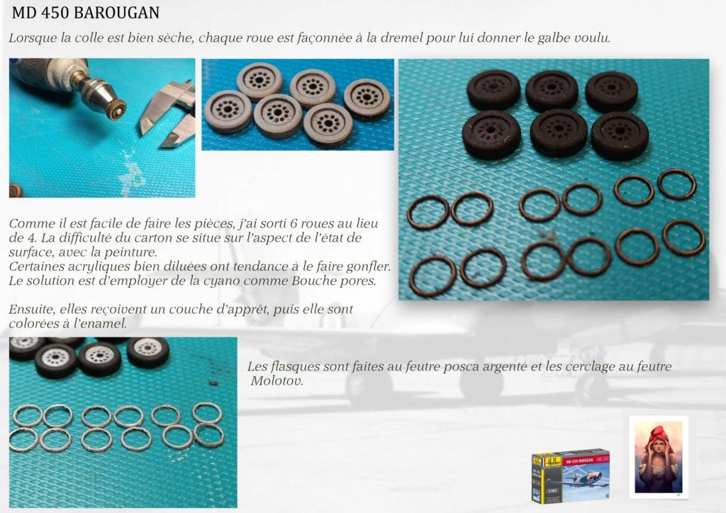 DASSAULT MD450 OURAGAN - CONVERSION BAROUGAN - 1/72  - Page 2 07710