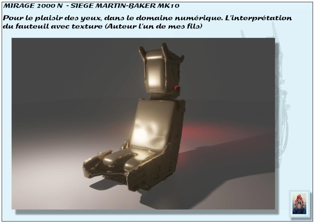 Sièges Martin-Baker MK10 - Scratch - 1/72 - Mirage 2000 N - Page 2 A_sieg44