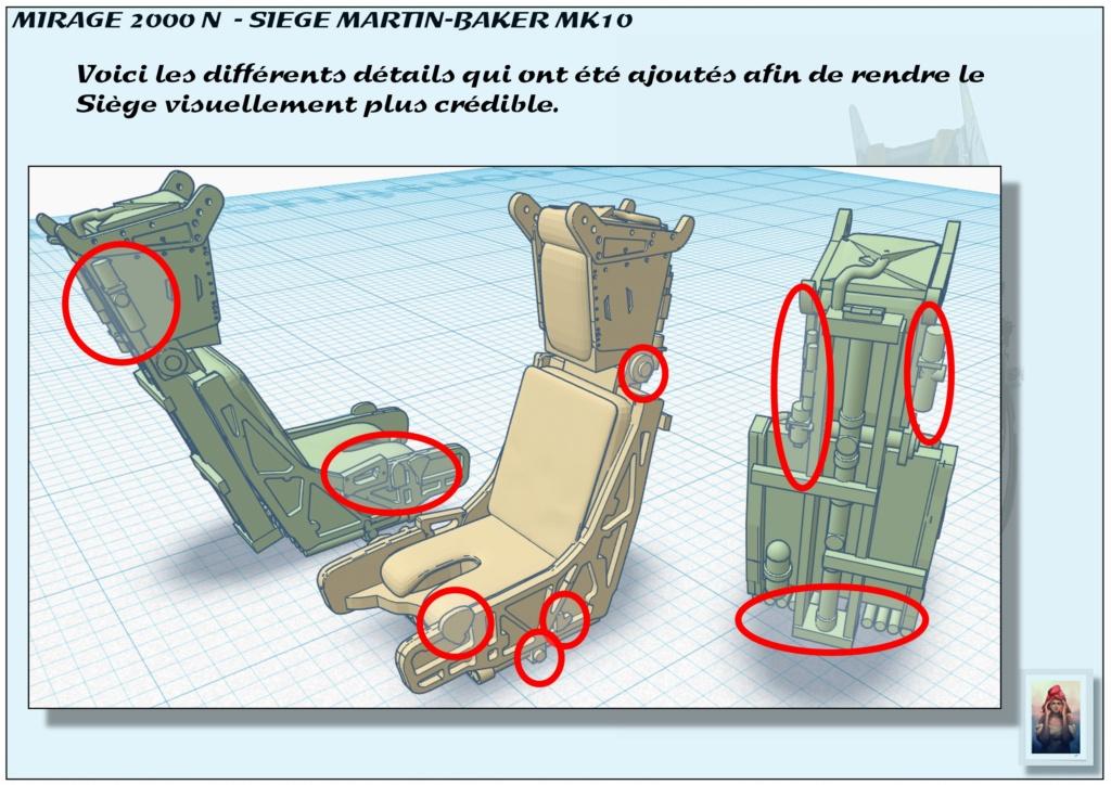 Sièges Martin-Baker MK10 - Scratch - 1/72 - Mirage 2000 N - Page 2 A_sieg48