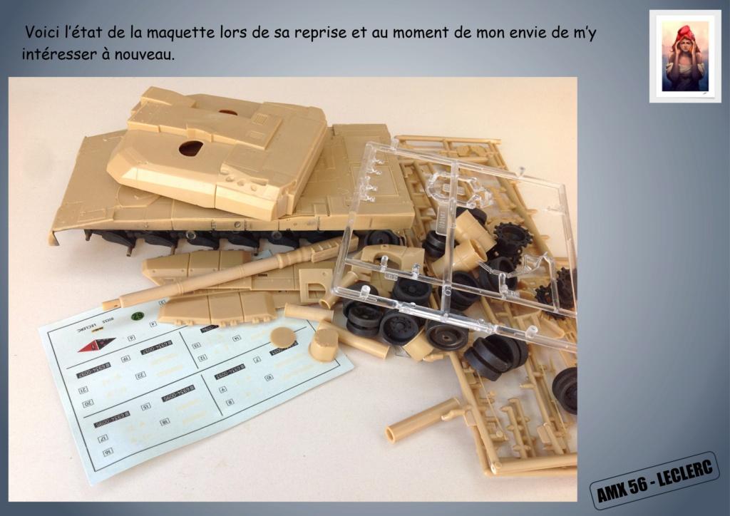 AMX 56 - LECLERC - HELLER 1/35  Amx56113