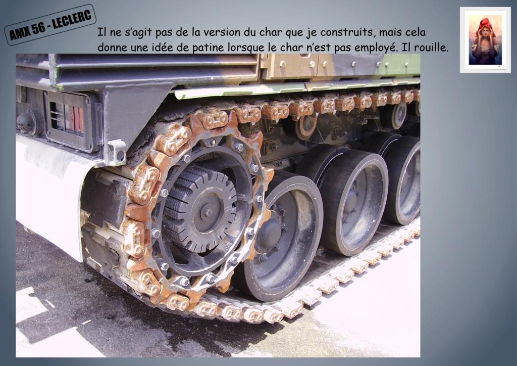 AMX 56 - LECLERC - HELLER 1/35  Amx56118