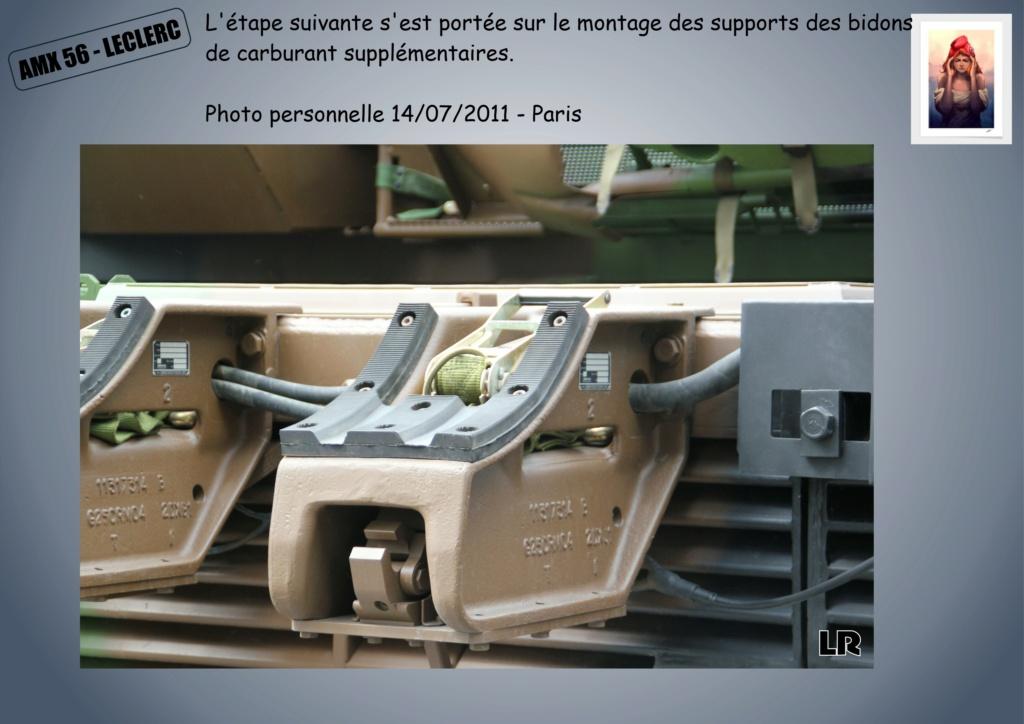 AMX 56 - LECLERC - HELLER 1/35 - FINI PAGE 7 - Page 2 Amx56120