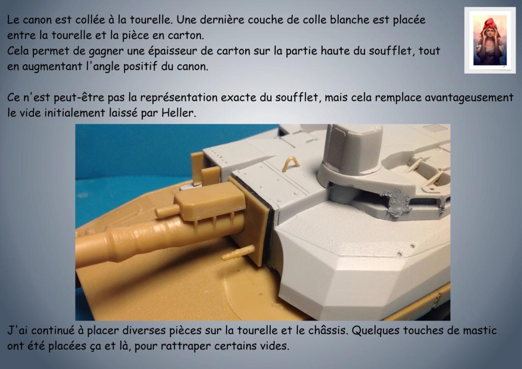 AMX 56 - LECLERC - HELLER 1/35 - FINI PAGE 7 - Page 2 Amx56127