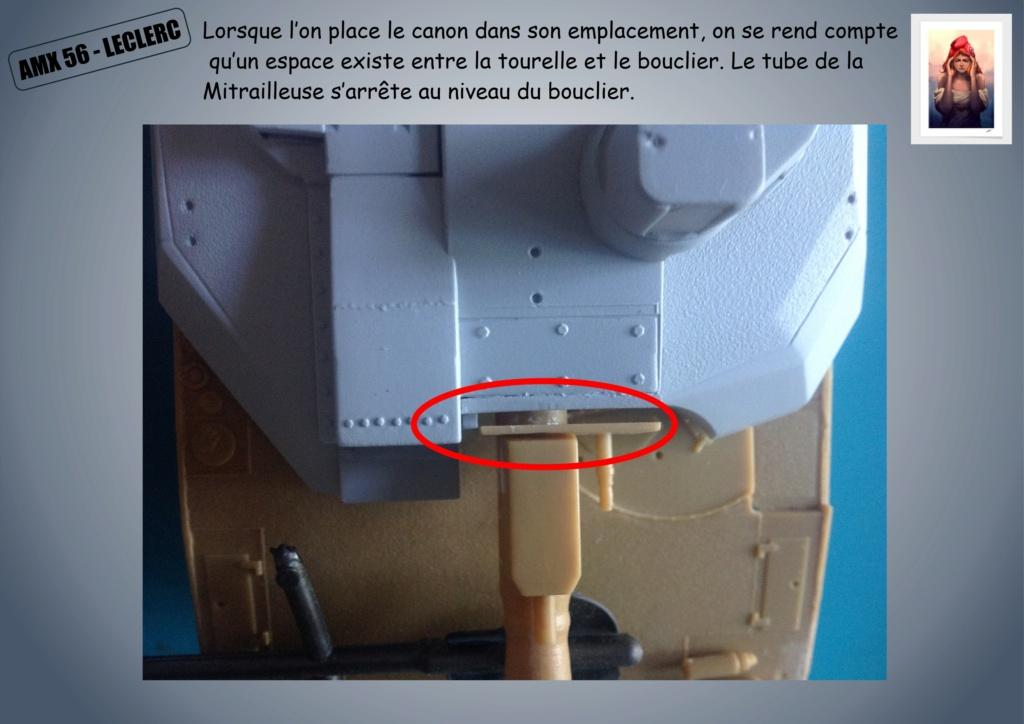 AMX 56 - LECLERC - HELLER 1/35 - FINI PAGE 7 - Page 2 Amx56129