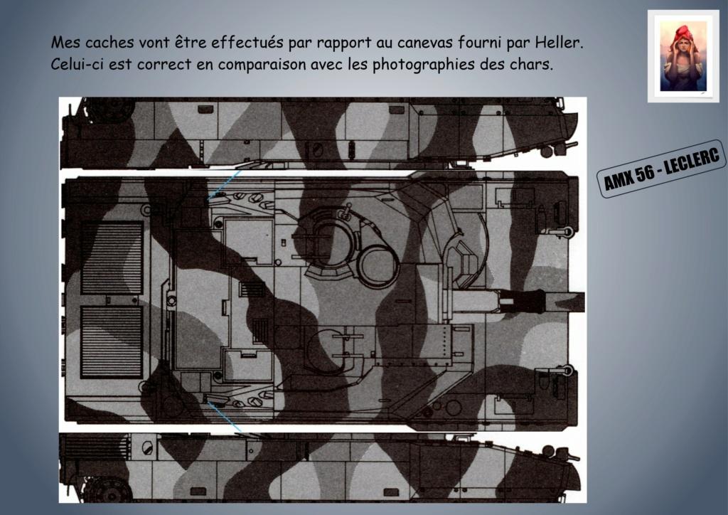 AMX 56 - LECLERC - HELLER 1/35 - FINI PAGE 7 - Page 2 Amx56135