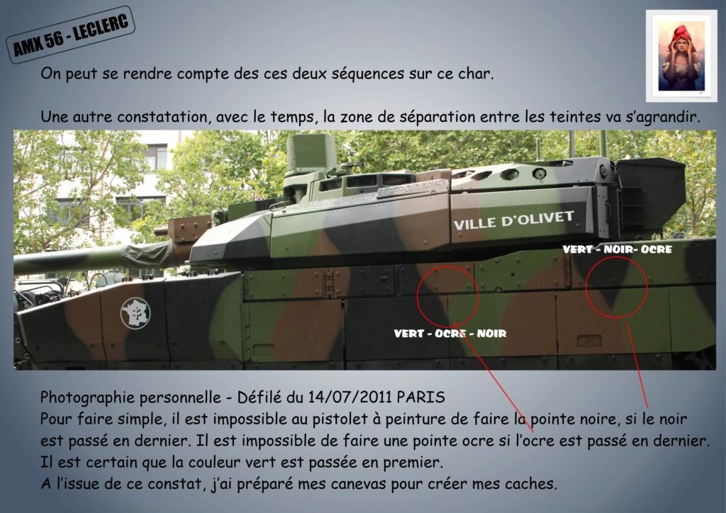 AMX 56 - LECLERC - HELLER 1/35 - FINI PAGE 7 - Page 2 Amx56136