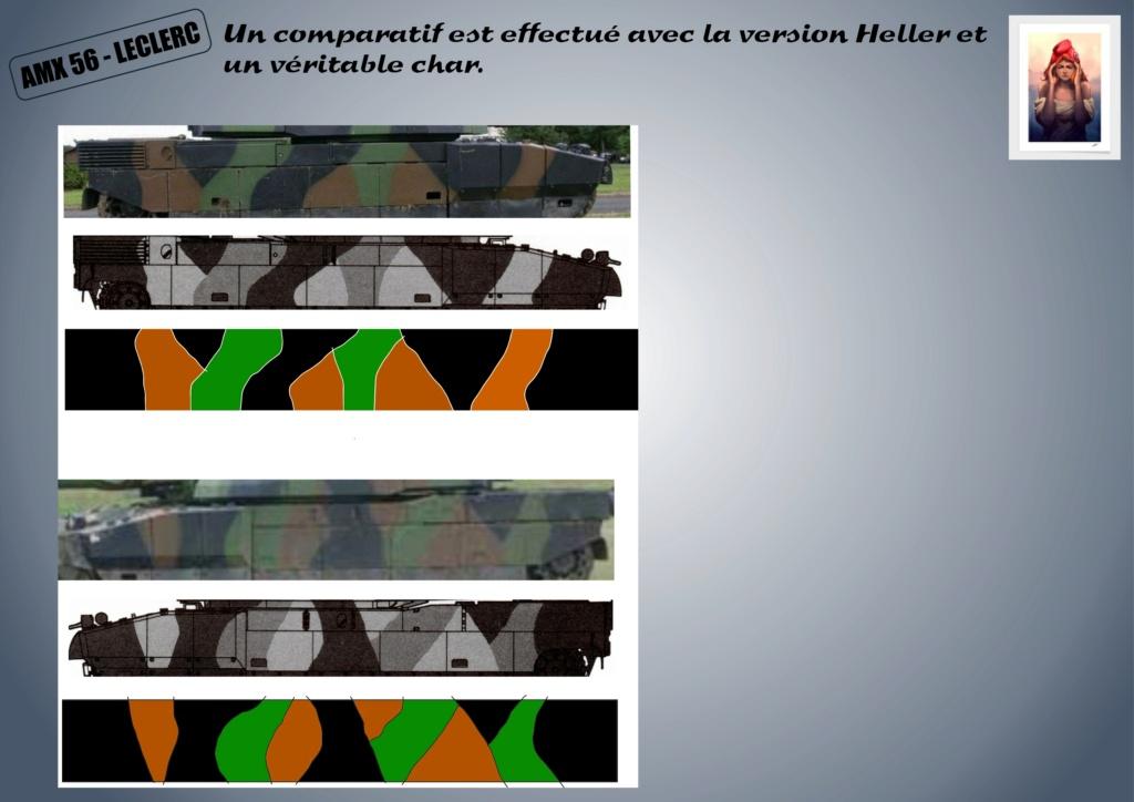 AMX 56 - LECLERC - HELLER 1/35 - FINI PAGE 7 - Page 3 Amx56139