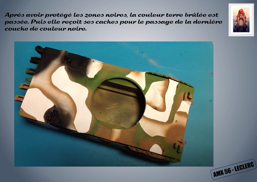 AMX 56 - LECLERC - HELLER 1/35 - FINI PAGE 7 - Page 3 Amx56147