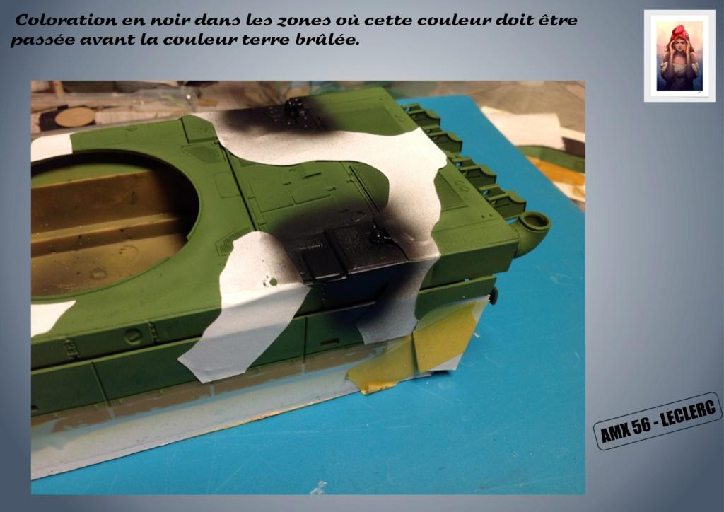 AMX 56 - LECLERC - HELLER 1/35 - FINI PAGE 7 - Page 3 Amx56150