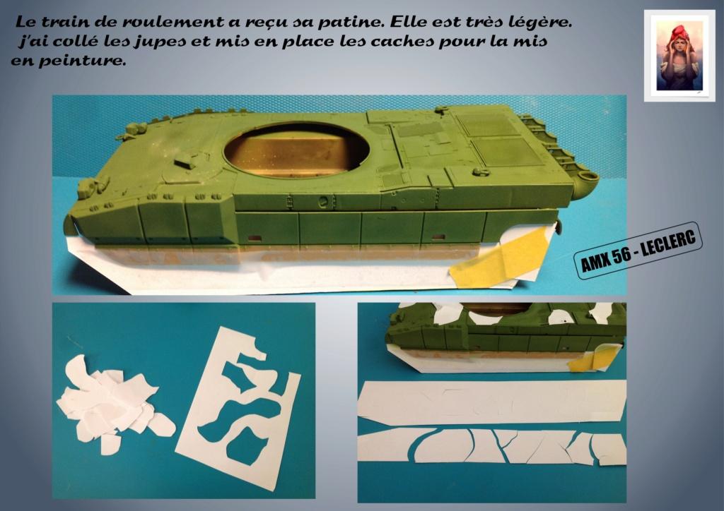 AMX 56 - LECLERC - HELLER 1/35 - FINI PAGE 7 - Page 3 Amx56152