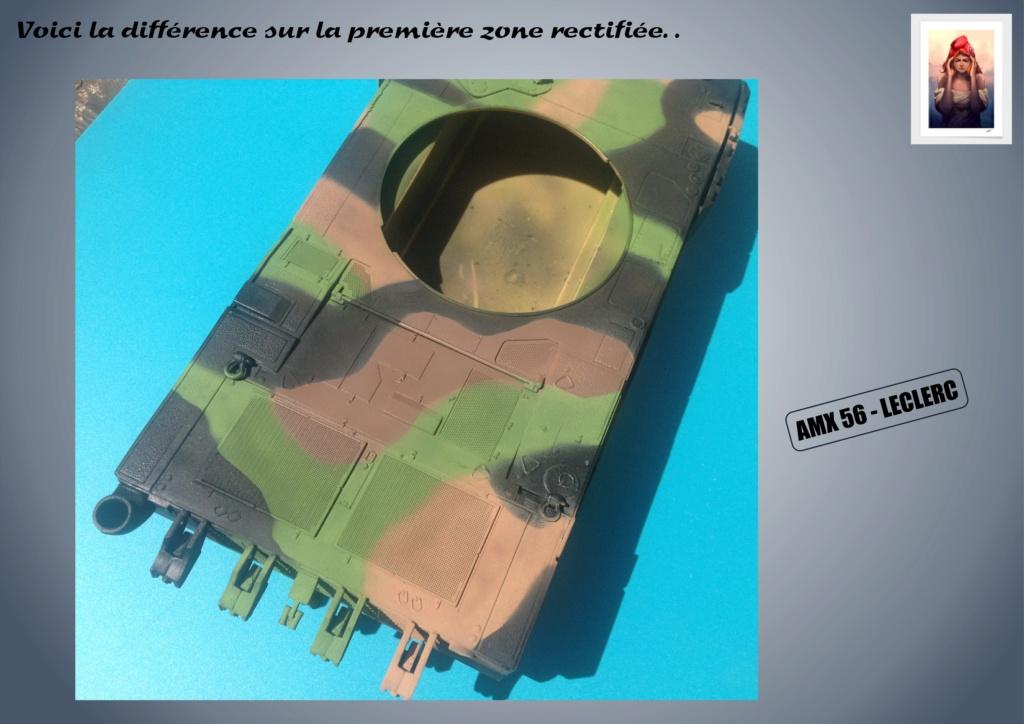 AMX 56 - LECLERC - HELLER 1/35 - FINI PAGE 7 - Page 4 Amx56155