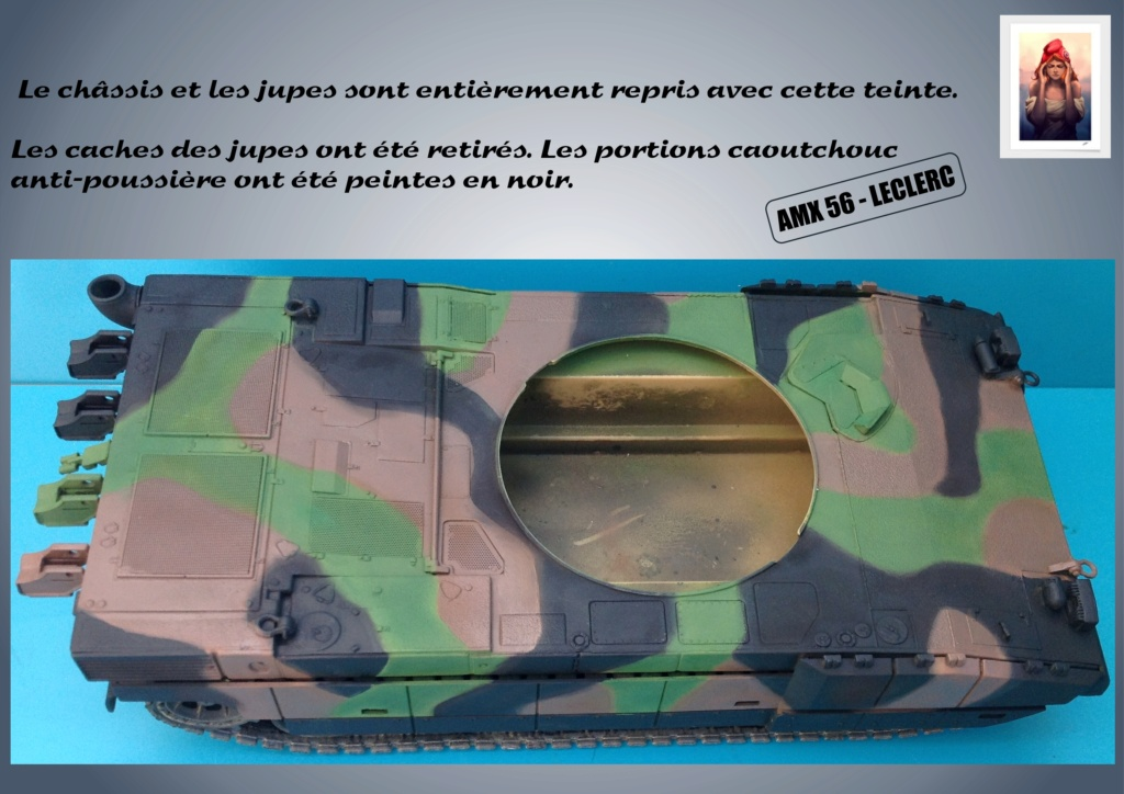 AMX 56 - LECLERC - HELLER 1/35 - FINI PAGE 7 - Page 4 Amx56156