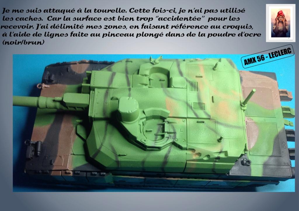 AMX 56 - LECLERC - HELLER 1/35 - FINI PAGE 7 - Page 4 Amx56157