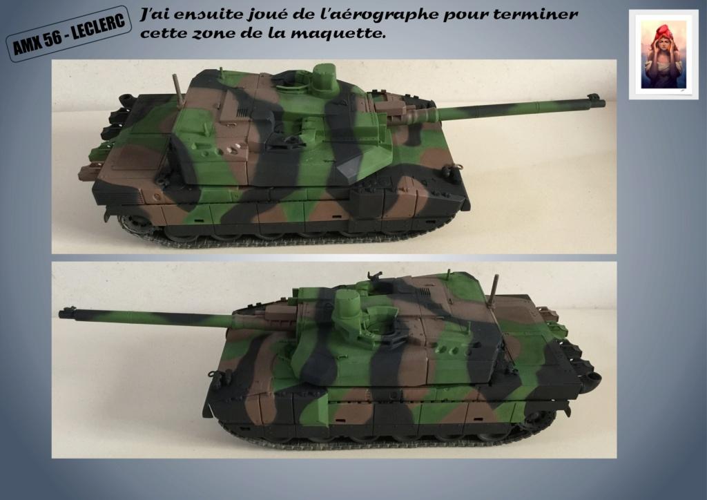 AMX 56 - LECLERC - HELLER 1/35 - FINI PAGE 7 - Page 4 Amx56158