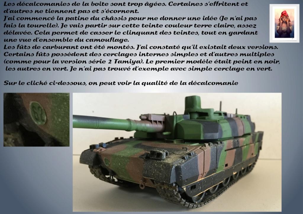 AMX 56 - LECLERC - HELLER 1/35 - FINI PAGE 7 - Page 4 Amx56163
