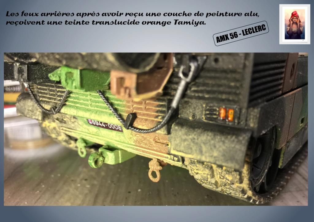 AMX 56 - LECLERC - HELLER 1/35 - FINI PAGE 7 - Page 5 Amx56171