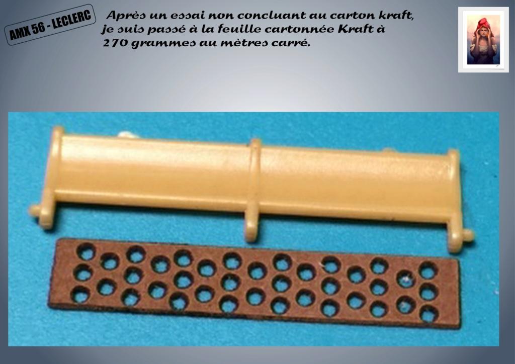 AMX 56 - LECLERC - HELLER 1/35 - FINI PAGE 7 - Page 5 Amx56174