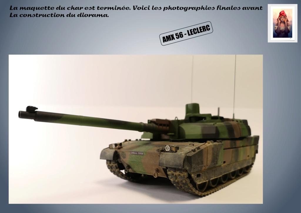 AMX 56 - LECLERC - HELLER 1/35 - FINI PAGE 7 - Page 5 Amx56185